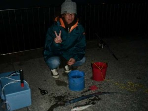 【いつまで釣れる!?】南芦屋浜リアルタイム