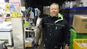 小野田様より【ハネ】の釣果です♪♪
