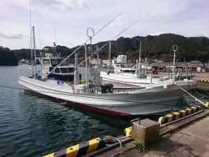 【勝浦沖】中深海ジギング