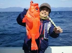 【熊野沖】さらなる深みへ…