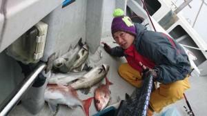 【フィッシャーマンドリームスDI】様より鯛サビキ釣果!