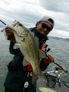 【琵琶湖】ハードプラグで攻略!!スーパープリスポーナー