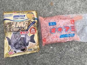 岸和田港!良型チヌ釣れました!!!