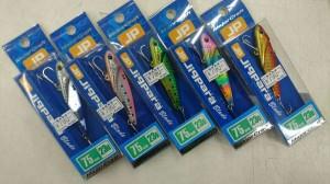鳴尾浜公園 サビキ釣りの釣果あり