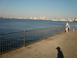 【大物~小物まで(*^▽^*)】南芦屋浜リアルタイム