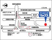 フィッシングマックス泉大津店 最寄りの駐車場