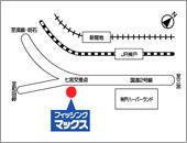 フィッシングマックス神戸ハーバー店 最寄りの駐車場