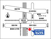 フィッシングマックス武庫川店 最寄りの駐車場