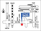 フィッシングマックス上野芝店 最寄りの駐車場