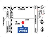 フィッシングマックス和歌山インター店 最寄りの駐車場