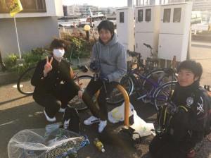 シーバス連発だ!!3/12(日)神戸沖堤防釣果情報