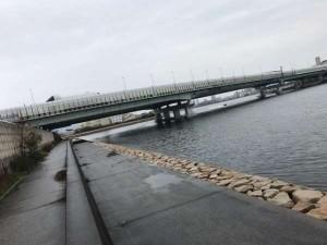 『天気荒れ模様』南芦屋浜釣果情報