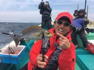 【御坊発 谷口丸 船イサキ】四季の釣り撮影!!!