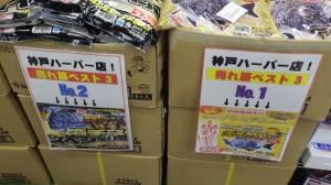 【のっこみチヌ開幕!】神戸空港リアルタイム