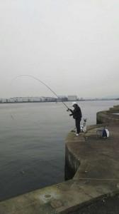 お二人でどれだけ釣るんですか!?