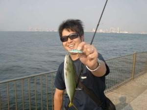 【実釣シリーズ・リベンジ】芦屋浜でツバスは釣れるのか?