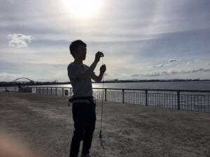 【実釣シリーズ】芦屋浜でツバスは釣れるのか?