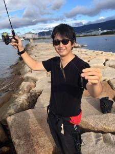 サンライズフィッシング♪ in芦屋浜 ULSJで週末を楽しむ!!