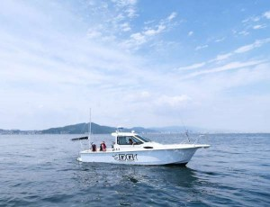 【F×F】ナカジーさんの遊漁船でタチウオ、サゴシ、アジ!!