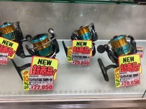 日本海エギングの釣果いただきました♪
